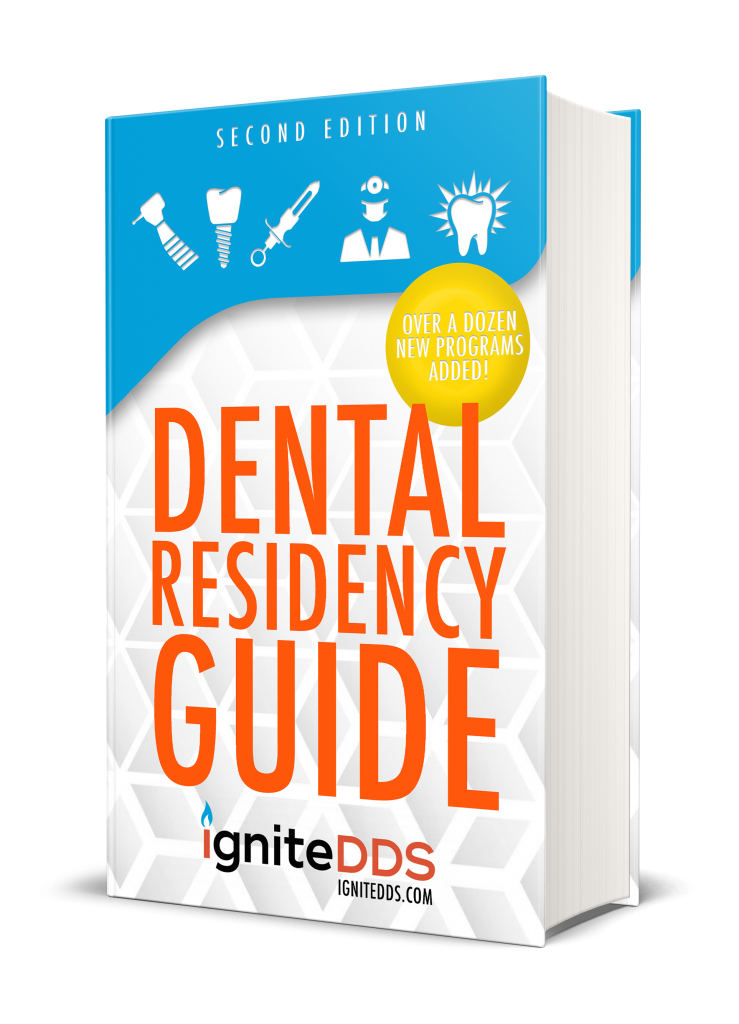 dental residency