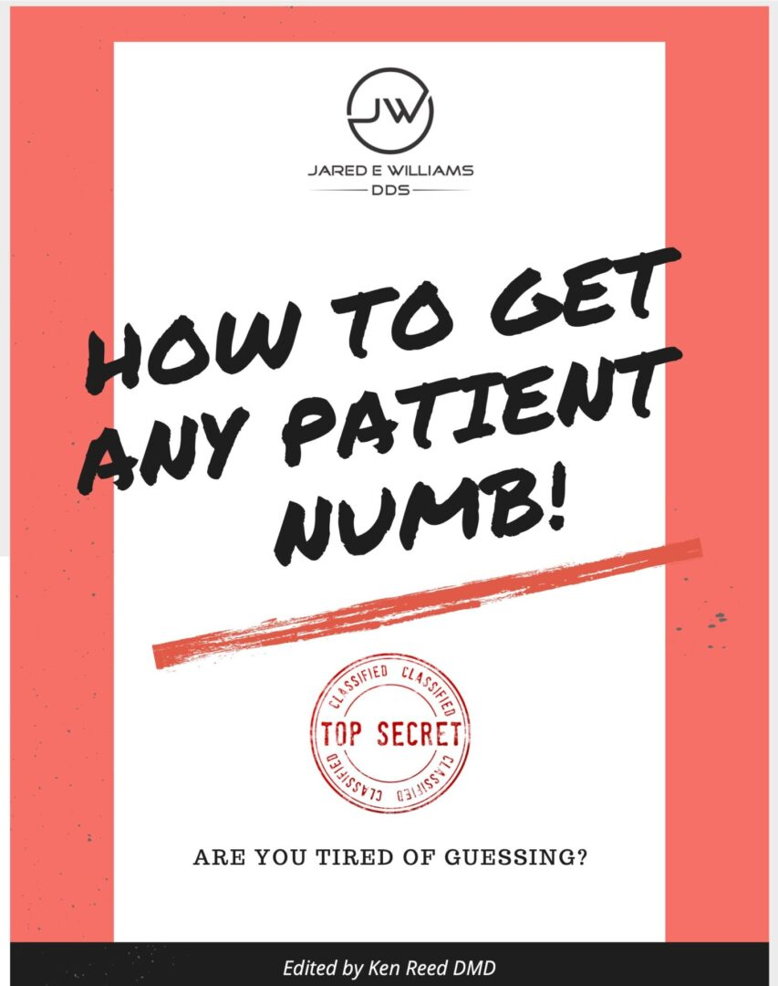 Ebook - Patient Numb cover